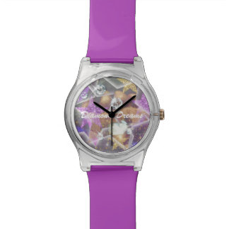 ダイヤモンドの夢 腕時計