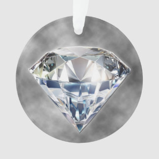 ダイヤモンドの宝石用原石のオーナメント オーナメント