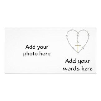 ダイヤモンドの数珠-優美の十分のあられメリー カード