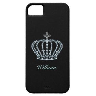ダイヤモンドの王冠 iPhone SE/5/5s ケース