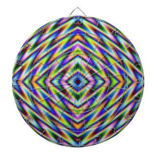 ダイヤモンドの目のダート盤 ダーツボード