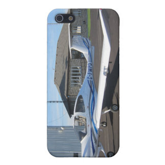ダイヤモンドの航空機DA40 iPhone 5 COVER