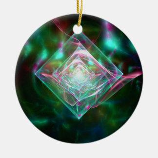 ダイヤモンドの電気ヒツジの夢 セラミックオーナメント