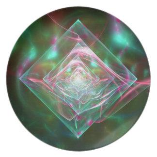 ダイヤモンドの電気ヒツジの夢 プレート