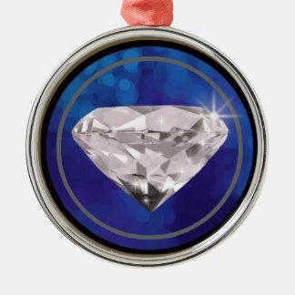ダイヤモンドの~jewels メタルオーナメント