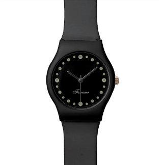 ダイヤモンドは永遠です 腕時計