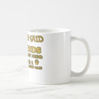 ダイヤモンドより国内長い髪のよい コーヒーマグカップ