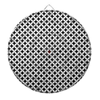 ダイヤモンドパターン#2 ダーツボード