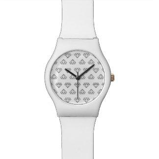 ダイヤモンドパターンMay28th腕時計 腕時計