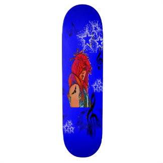 「ダイヤモンド犬」音楽星SCATEBOARD スケートボード