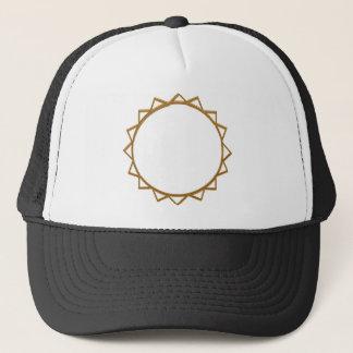 ダイヤモンド車輪の円: 文字またはイメージのテンプレートを加えて下さい キャップ