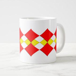 ダイヤモンド ジャンボコーヒーマグカップ
