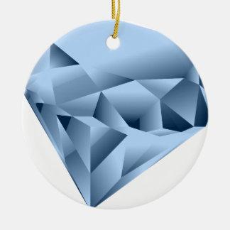 ダイヤモンド セラミックオーナメント