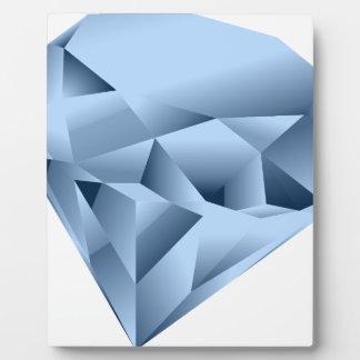 ダイヤモンド フォトプラーク