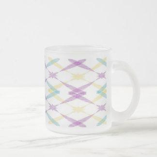 ダイヤモンド フロストグラスマグカップ