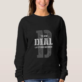 ダイヤルのためのおもしろいなヴィンテージのスタイルのTシャツ スウェットシャツ