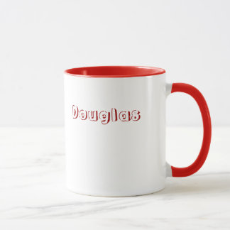 ダグラスのコーヒー・マグ マグカップ