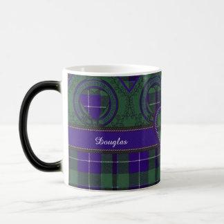 ダグラスの一族の格子縞のスコットランド人のタータンチェック モーフィングマグカップ