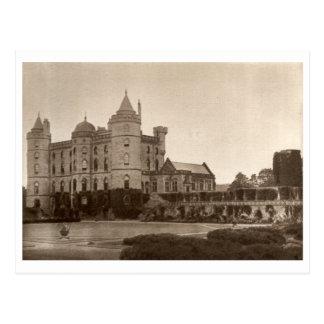 ダグラスの城 ポストカード