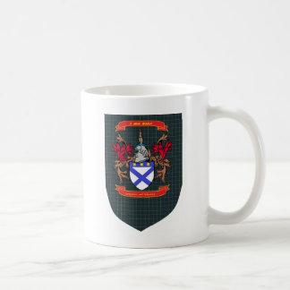 ダグラスの盾のKirkpatrick Kilpatrickの頂上 コーヒーマグカップ