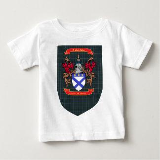 ダグラスの盾のKirkpatrick Kilpatrickの頂上 ベビーTシャツ
