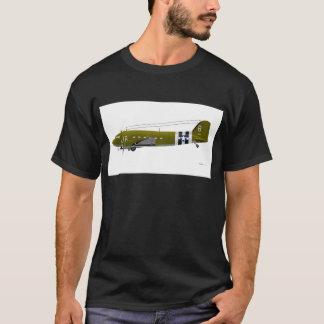 ダグラスのC-47 Skytrain Tシャツ