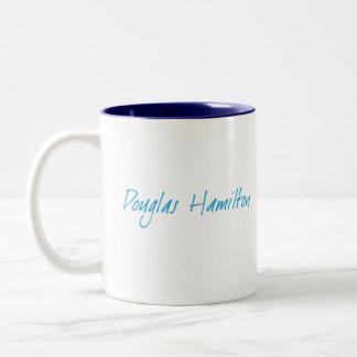 ダグラスハミルトンのマグ ツートーンマグカップ