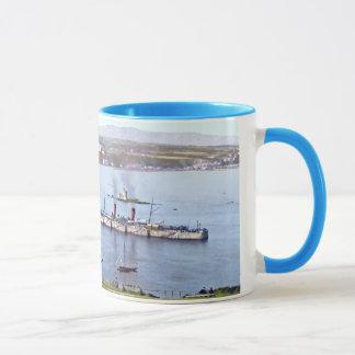 ダグラス港 マグカップ