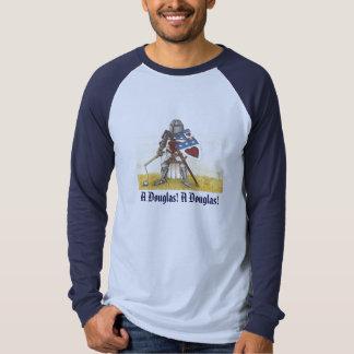 ダグラス! ダグラス! Tシャツ
