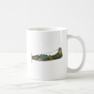 ダグラスA-1E Skyraider コーヒーマグカップ