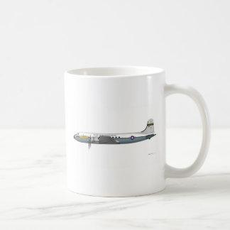 ダグラスC-54 Skymaster コーヒーマグカップ
