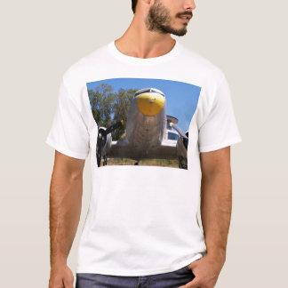 ダグラスDC3は閉まります Tシャツ