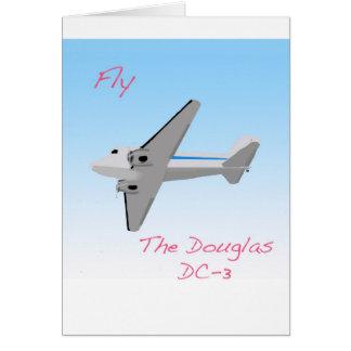 ダグラスDC3 カード