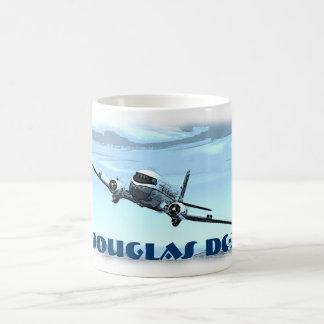 ダグラスDC-3 コーヒーマグカップ