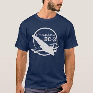 ダグラスDC-3 Tシャツ