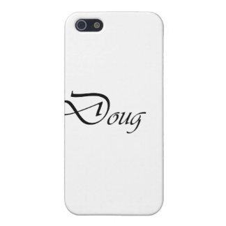 ダグ iPhone 5 ケース