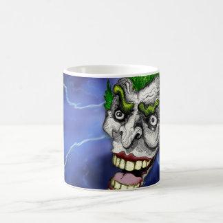ダグLaRue著稲妻の嵐のジョーカーのこっけい者 コーヒーマグカップ