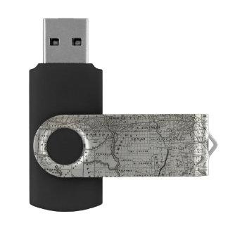 ダコタの正しい地図 USBフラッシュドライブ