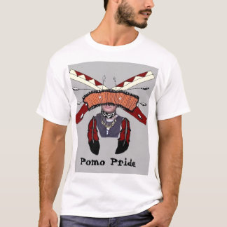 ダコタのPomoのプライド Tシャツ