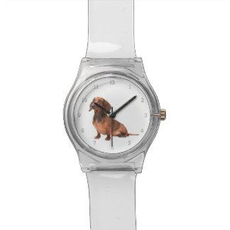 ダックスフントの腕時計 腕時計