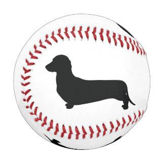 ダックスフントの野球 野球ボール