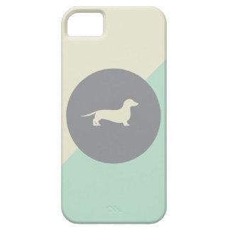 ダックスフントのiphoneの場合 iPhone SE/5/5s ケース