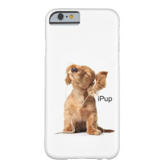 ダックスフントのiPhone6ケース iPhone 6 ベアリーゼアケース