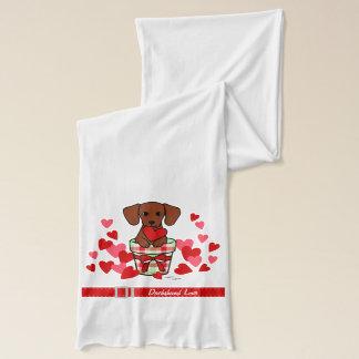 ダックスフント愛 スカーフ
