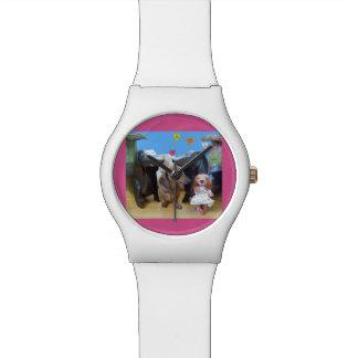 ダックスフント愛 腕時計