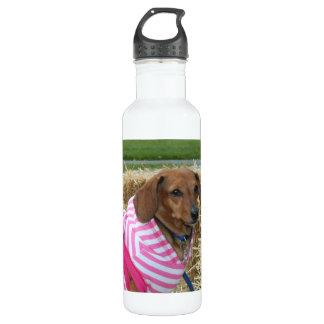 ダックスフント犬 ウォーターボトル