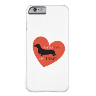 ダックスフント BARELY THERE iPhone 6 ケース
