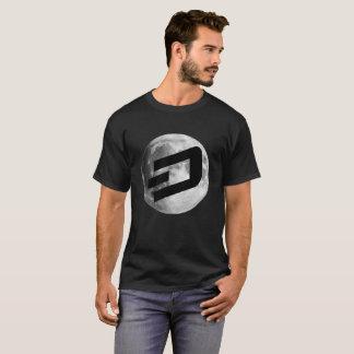 ダッシュの月T Tシャツ