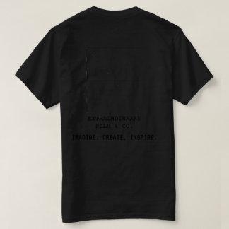 ダッシュの黒 Tシャツ