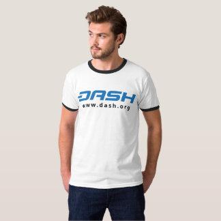 ダッシュメンズ信号器の青 Tシャツ